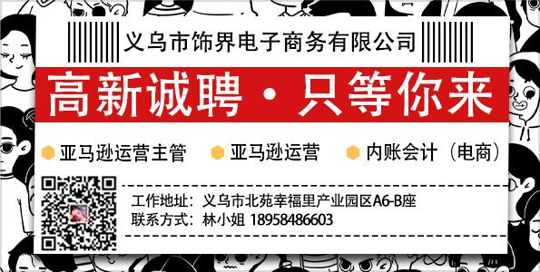 义乌市饰界电子商务有限公司